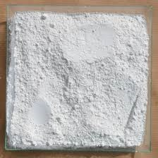 Chalk from Champagne, from France, natural calcium carbonate by kg