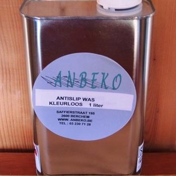 antique liquid wax clear with anti slip