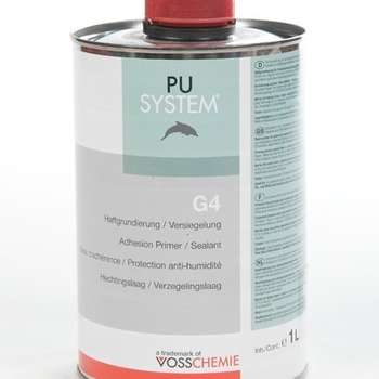 G 4 varnish, strengthening wood rot by  liter