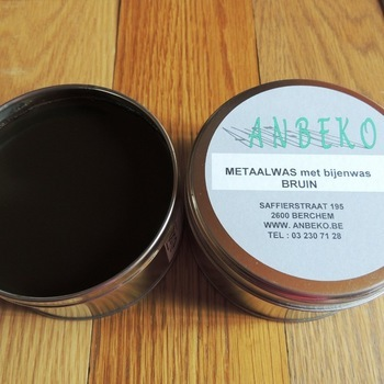 metalwax brown