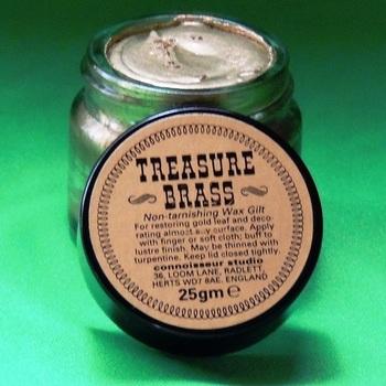 Treasure gold wachs copper