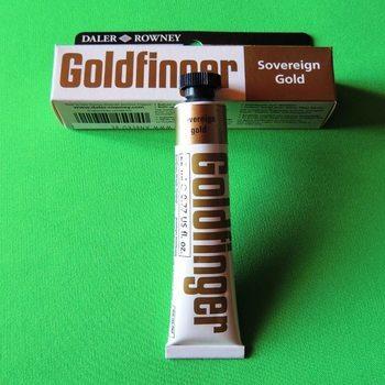 Goldfinger sovereign gold