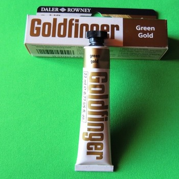 Goldfinger green gold