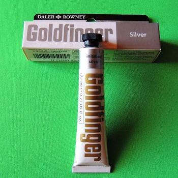 Goldfinger silver