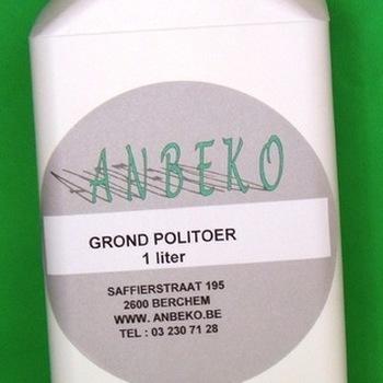 Grondpolitoer per liter