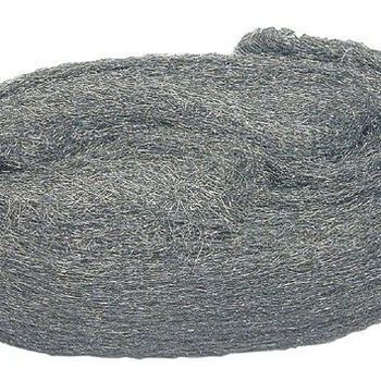 Steel wool  n° 4 by 6 kilo