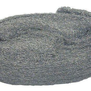 Staalwol n° 3 per  kilo