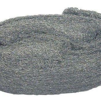Staalwol n° 1 per  6  kilo
