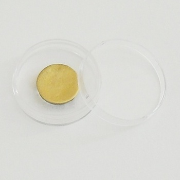 mushel gold little ca.  0,4 gr
