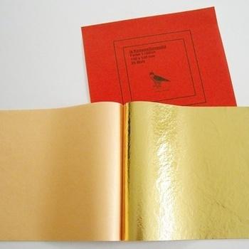 Rood goud n° 1 per 100 vellen