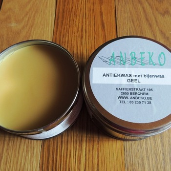 antique wax yellow