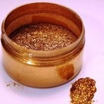 Goud kleur per 250 gram